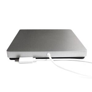 USB-C Superdrive DVD CD Drive External Rewriter Type-c DVD/CD Burner Laptop DVD Drive Support Windows8/7/Vista/Mac OSX