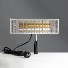Sheet Metal Repair Tools Portable Handheld Infrared Paint Lamp Paint Curing Heat Lamp