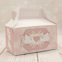 3D Big Storage Box 21*25cm Metal Cutting Dies Stencil For Scrapbooking Album Photo Paper Cards Crafts Handmade New  Die