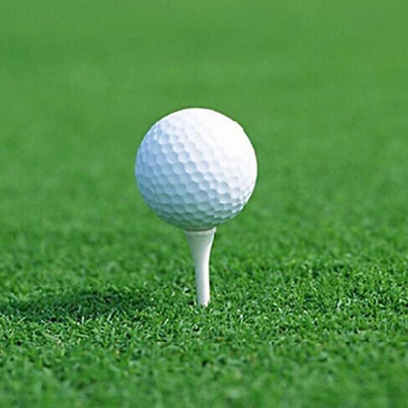 New Golf PU Ball Indoor Outdoor Practice Balls Round Practice Golf Accessories For Outdoor Play