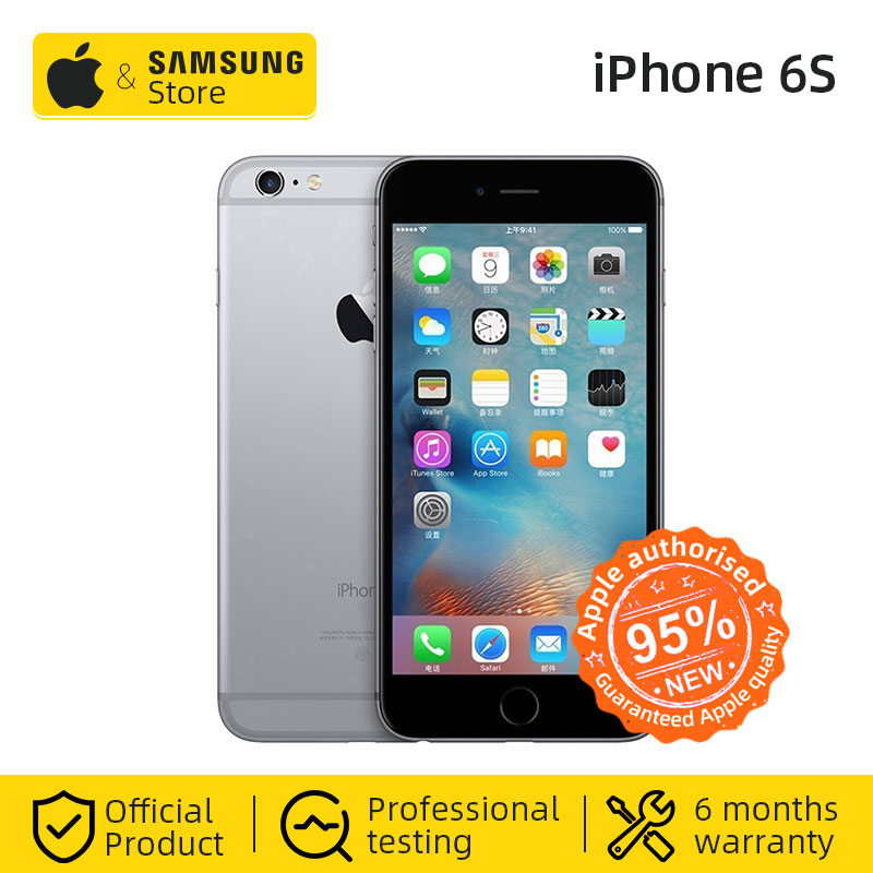 Original Apple iPhone 6s IOS Smartphone  4.7 inch 12MP Rear Camera 4G LTE Cellphone  (Used 95% new))|Cellphones| |  - title=