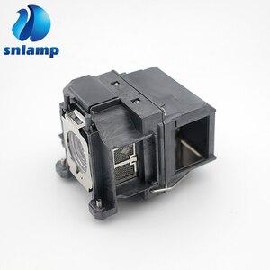 Image 5 - オリジナルsnlampプロジェクターランプハウジングとELPLP67/V13H010L67ためEB X14、EB W02、EB X02、EB S12、EB X11 MG 850HD