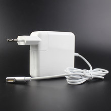 60W 16,5 V 3,65 A L-tipp Laptop Power Adapter Ladegerät für Apple Macbook Pro A1184 A1330 A1344 a1278 A1342 A1181 EU stecker(China)