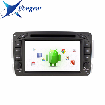 Car Multimedia Player Android 2 Din Gps Autoradio For Mercedes/benz/clk/w209/w203/w208/w463/vaneo/viano/vito Fm Dsp Carplay Px6 image