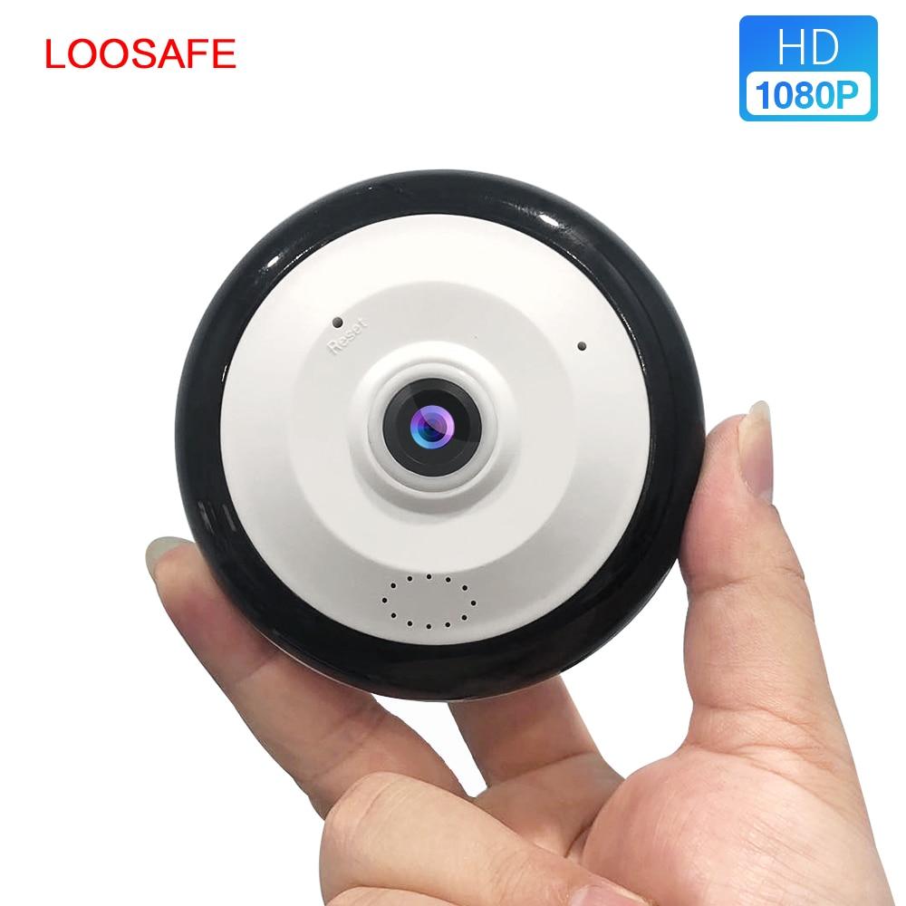 Loosafe 360-Grad-Panorama-WLAN-HD-Kamera Nachtsichtunterstützung - Schutz und Sicherheit - Foto 1
