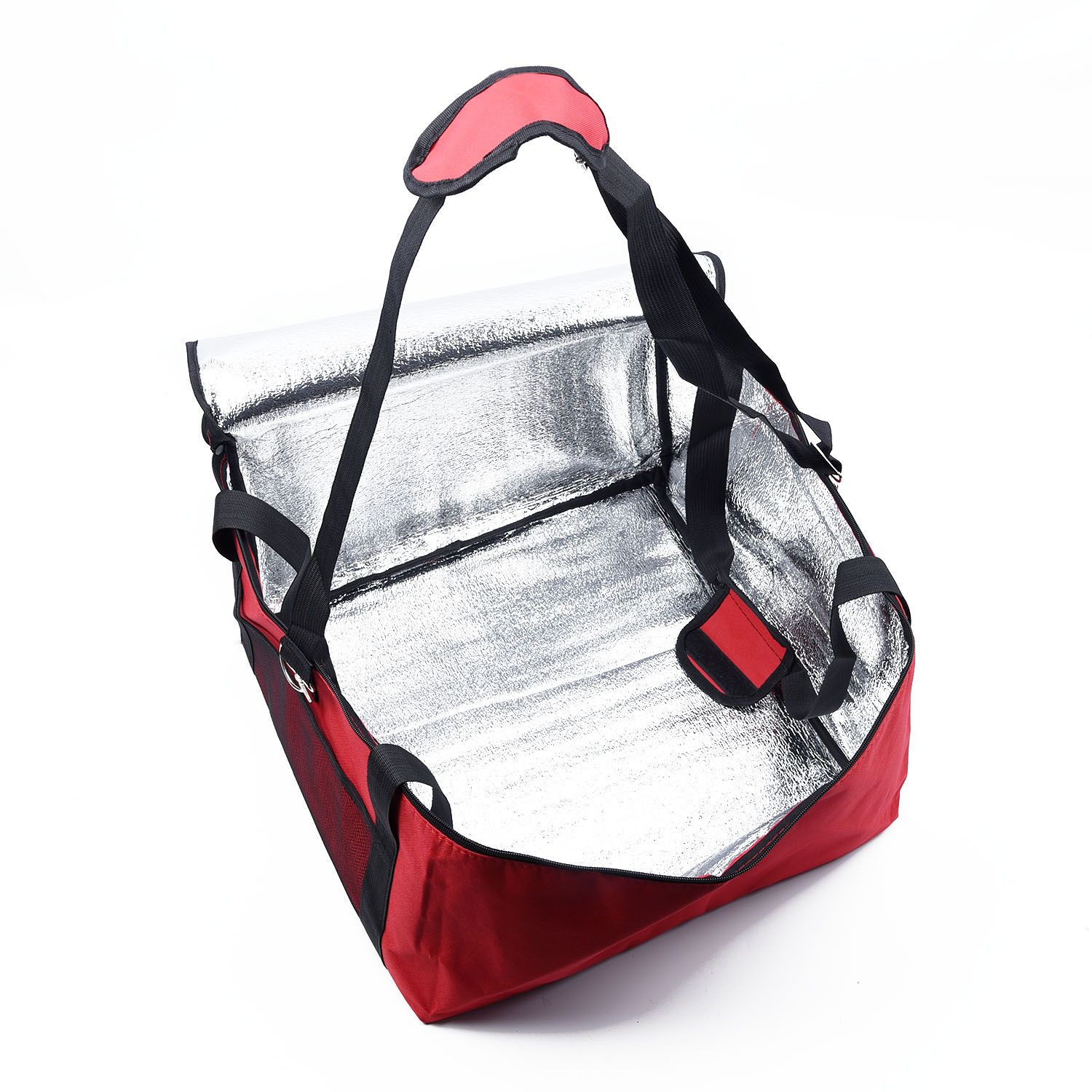 Pizza Delivery Bag Thermal Food Storage Holds 16 inch Oxford Cloth Hot Durable