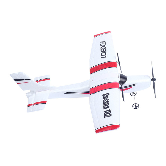 High Quality drone accessories FX-801 2.4G Radio Control 2CH RC Aeroplane Drone Glider Outdoor Toy best selling 2019 products