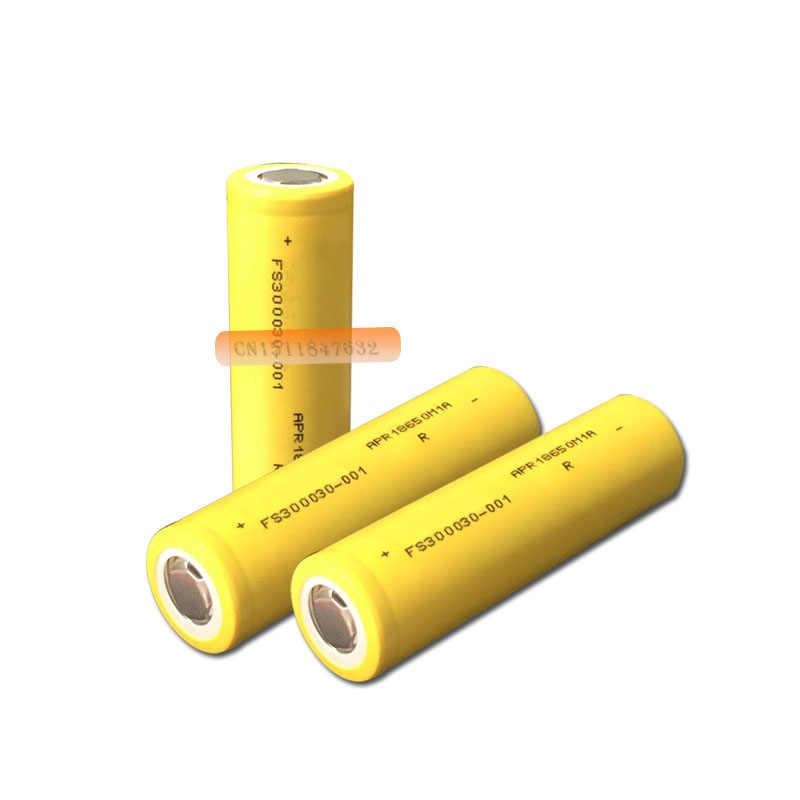 Asli Easfire LiFePO4 18650 1100 MAh APR18650M1A 3.2 V Baterai 18650 1100 MAh 3.3 V 1200 M Ah 20A 15C untuk mod Mech Pack Alat Listrik