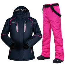 Snowboard Clothing Ski-Suit Skiing Waterproof Winter Women Pant Warm And Super High-Quality