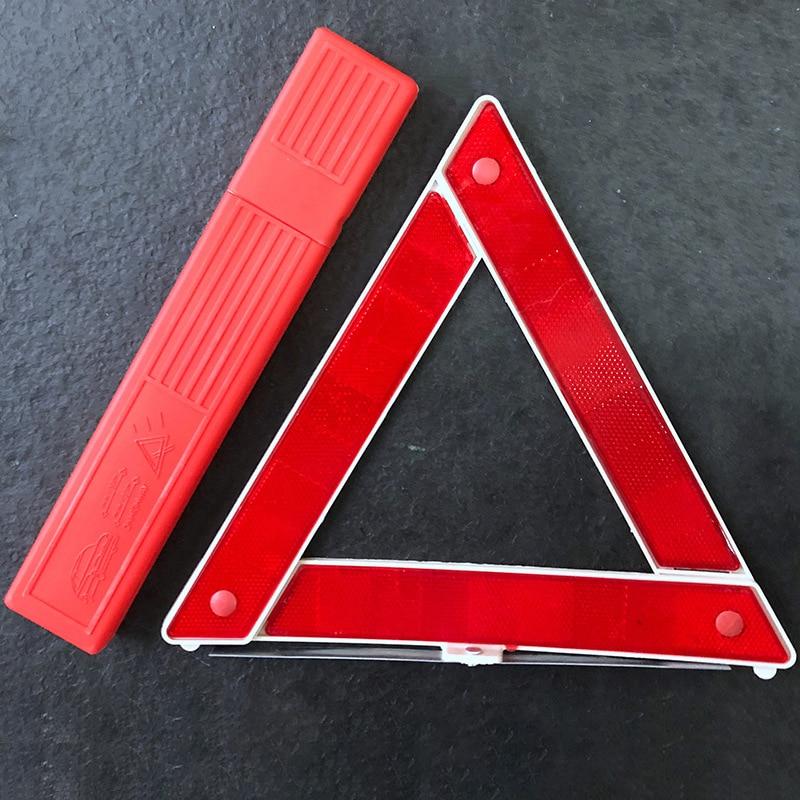 Автомобильный аварийный светоотражающий Предупреждение ющий знак складной треугольный аварийный отражатель складной светоотражающий по...