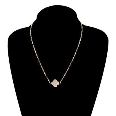 Классические африканские карты ожерелье и кулон для женщин и мужчин ожерелье Золото Серебро Цвет колье Африке Ювелирные изделия - Окраска металла: С черным цинковым покрытием
