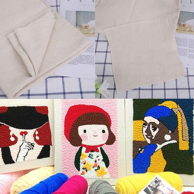 2020 novos monges pano para diy bordado bordado bordado tecido costura perfurador agulha acessório