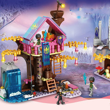 526p city magic world tree house bricks building blocks lepinblocks technic girl friend anime figures toy for children kid gifts my world figures tree toy building blocks model garden bricks toy gift for kid compatible with legoinglys minecrafted