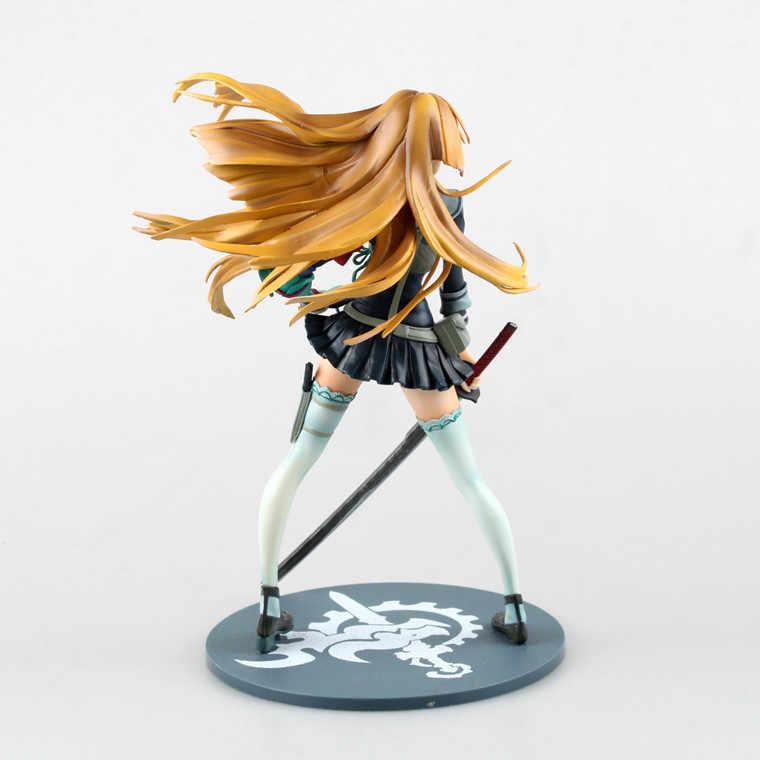 Anime Figura Brinquedo Para Crianças Presentes Crianças 25cm 7th Dragão 2020 Ii Samurai Estilo Estudante 2 Cor Meninas Pvc figuras de ação Brinquedo