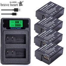 Батарея DMW-BLC12 BLC12E BLC12PP DMW BLC12 батареи+ двойное зарядное устройство для Panasonic Lumix FZ1000, FZ200, FZ300, G5, G6, G7, GH2, DMC-GX8