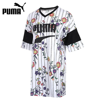 Original New Arrival PUMA Downtown AOP Women's Dress Sportswear