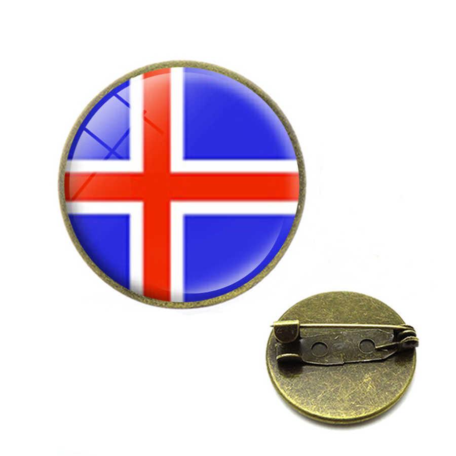 Hot Bandiera Nazionale Spille Finlandia Svezia Norvegia Islanda Danimarca Ucraina Russia Bielorussia Estonia Lativia Spilla Spilli Gioielli