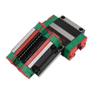 Image 4 - 4 個HGH20CA /HGW20CC HGR20 リニアガイドレールブロックマッチ使用hiwin HR20 幅 20 ミリメートルガイドcncルータ