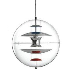 Verpan Globus Glas Led Anhänger Lichter Wohnzimmer Esszimmer Schlafzimmer Hängen Lampe Acryl Vintage Hause Kunst Dekor Leuchten