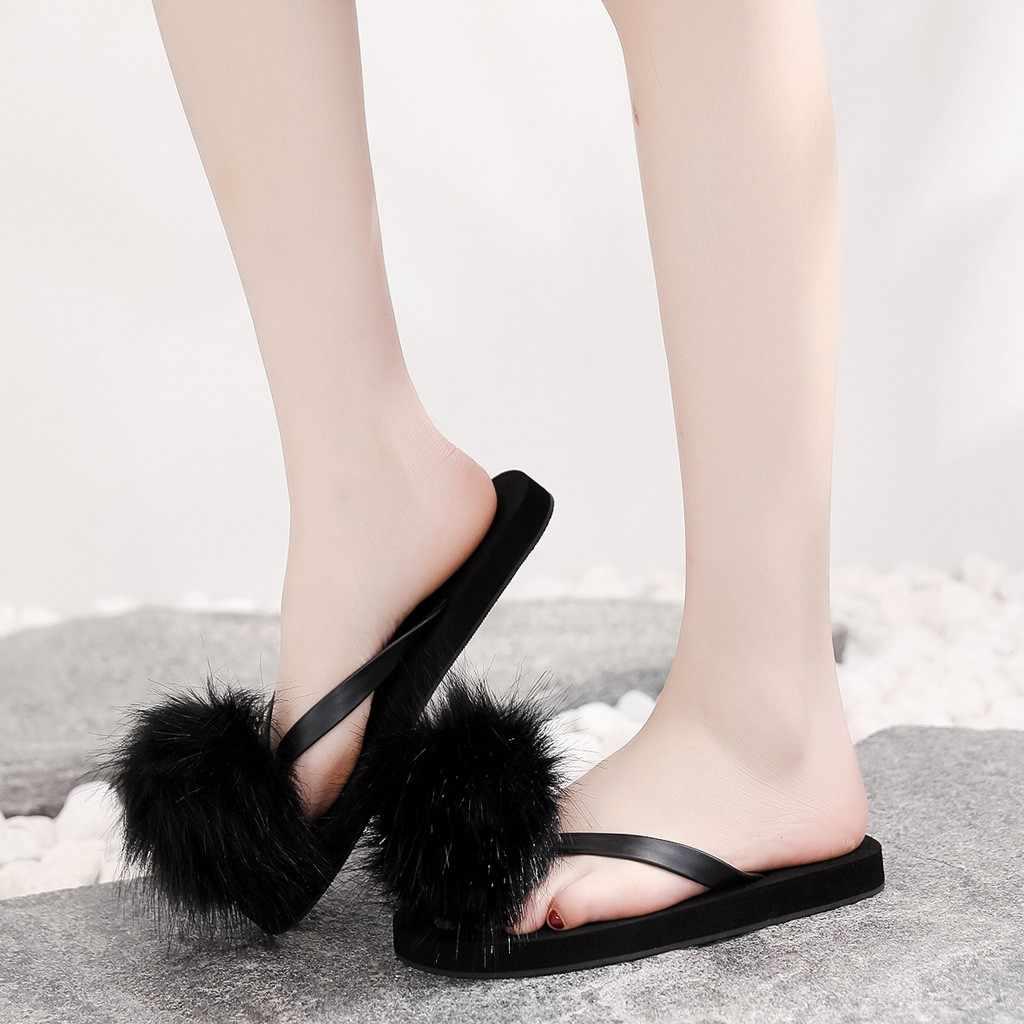 Yeni kapalı ve açık burnu açık terlik kadınlar plaj nefes ayakkabı sandalet terlik flip-flop düz ayakkabı düz yumuşak taban 2020