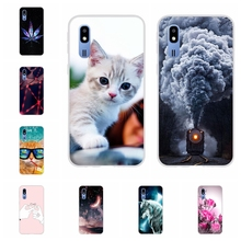 For Samsung Galaxy A2 Core Case Soft TPU For Samsung Galaxy A2 Core A260F Cover Scenery Pattern For Samsung Galaxy A2 Core Coque стоимость