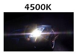 Infitary H7 светодиодный автомобилей головной светильник зэс чипы H4 H1 H3 H11 H13 9005 9006 12V 10000LM 3000K 4500K 6500K для автомобильной фары противотуманные светильник лампочка - Испускаемый цвет: 2 Pcs