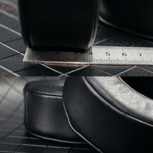 Image 1 - Echt Lamsleren Ear Pad Voor Sony MDR DS7500 MDR HW700DS Hoofdtelefoon Foam Kussen Oorbeschermer