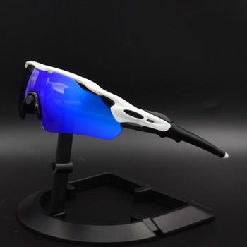 MTB Road Bike akcesoria okulary rowerowe okulary dla mężczyzn kobiety Mountain okulary rowerowe okulary motocyklowe okulary sportowe tanie i dobre opinie MULTI Poliwęglan Unisex TR-90 UV400 55mm 145mm