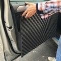 Толстый автомобильный звукоизоляционный коврик, автомобильная шумоизоляция, звукоизоляционная пена, автомобильные аксессуары 100x50 см 20 мм/...