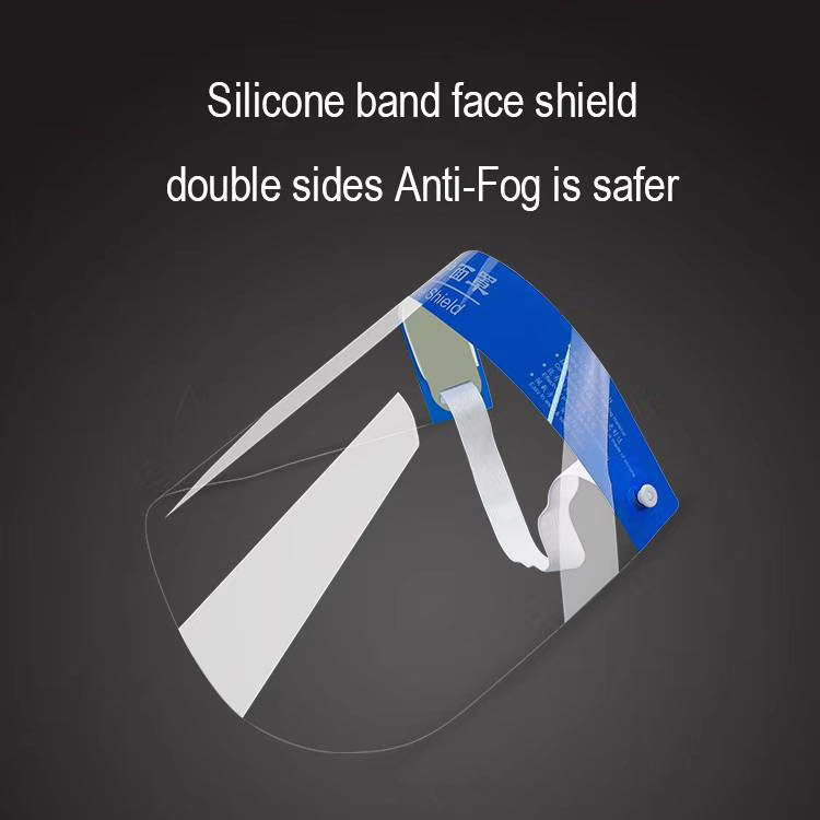 1Pc Clear Safety Grinding Face Shield Screen Mask For Visors Eye Face Protective Mask