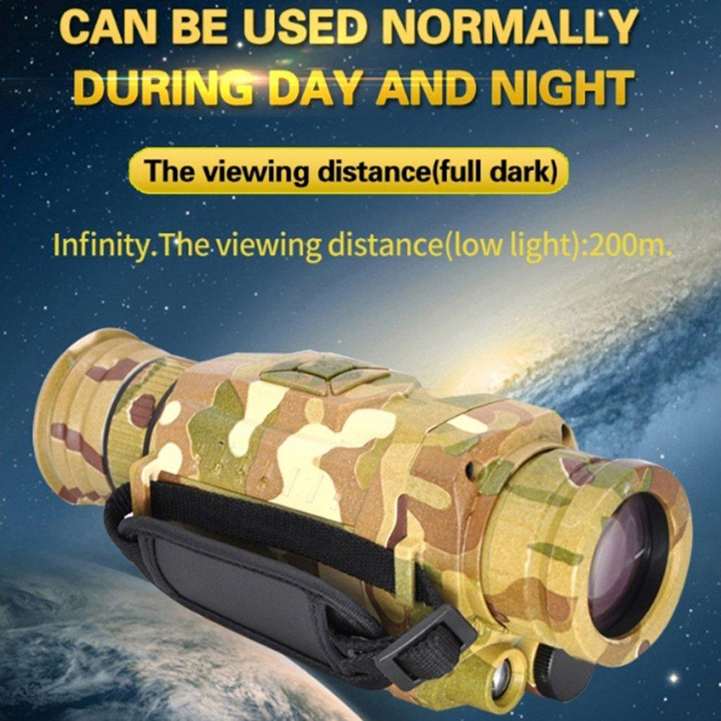 Âmbito Monocular HD Profissional ótica