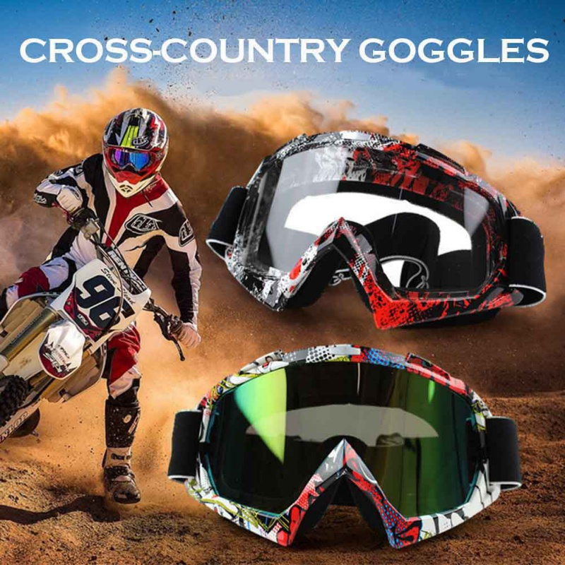 Ski Goggles Double Layers UV Anti-fog Big Ski Mask Glasses Cycling Skiing Snow Snowboard Goggles Men Women Ski Eyewear