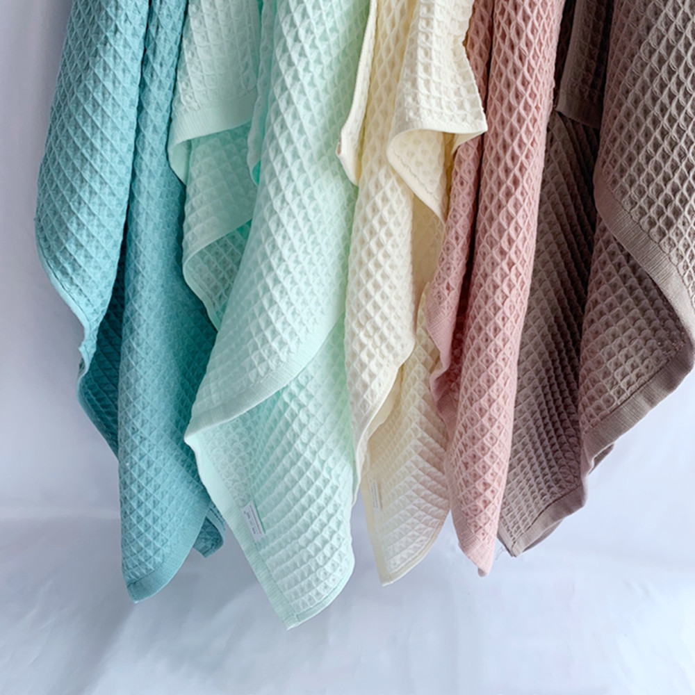Натуральный хлопок Стёганое одеяло Для женщин Обёрточная бумага