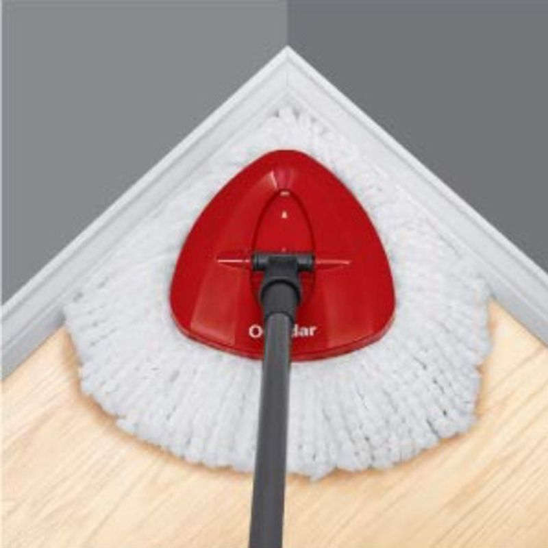 Spin Mop Replacement Head Refills Triangle for Vileda for O-Cedar A6HB(China)