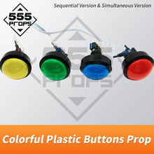 escape room game adventurer prop colorful button prop press four magic color buttons in right order to run out secret room new escape room prop computer jigsaw puzzle system puzzles pieces jxkj1987 real life room escape adventurer game