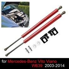 Amortisseurs de levage à ressort à gaz, pour mercedes-benz Vito Viano W639 2003 – 2014, pour Benz classe V