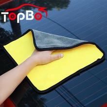 Towels Rag Drying-Cloths Detailing Microfiber Car-Wash Super-Absorbent Polishing Wax