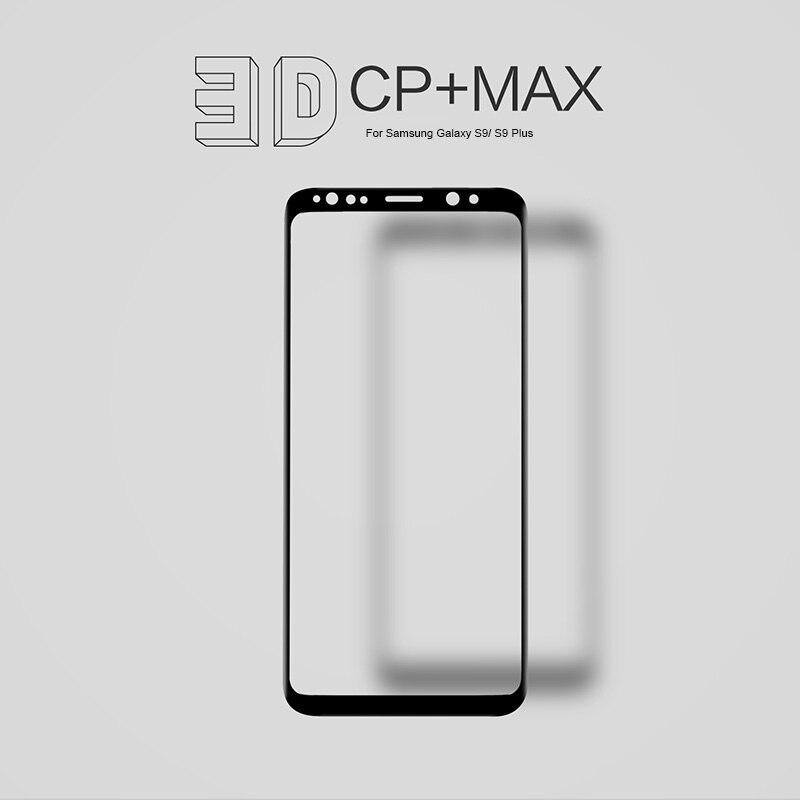 Image 2 - Per Samsung Galaxy S10/S10e/S10 +/S9/S8 +/S20 di Vetro NILLKIN Incredibile 3D CP + MAX Copertura Completa 9H Temperato Protezione Dello Schermo di Vetrotempered glass screen protectorglass screen protectorscreen protector -