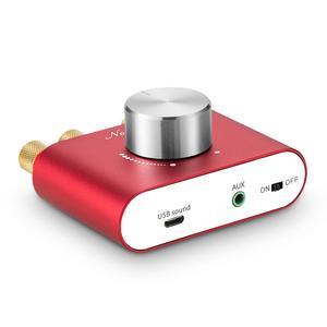Image 2 - Nobsound מיני Bluetooth 5.0 דיגיטלי מגבר Hifi סטריאו בית אודיו TPA3116 כוח מגברי 50W + 50W רכב מגברי