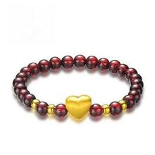 In 2019, manufacturers sold garnet bracelets and beaded 6mm rose ferret bracelets directly. wholesale(China)
