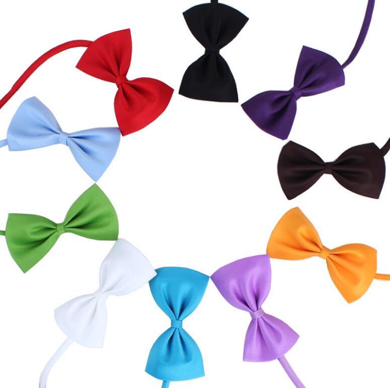 1 Piece Colorful font b Pet b font Bow Tie font b Pet b font Accessories