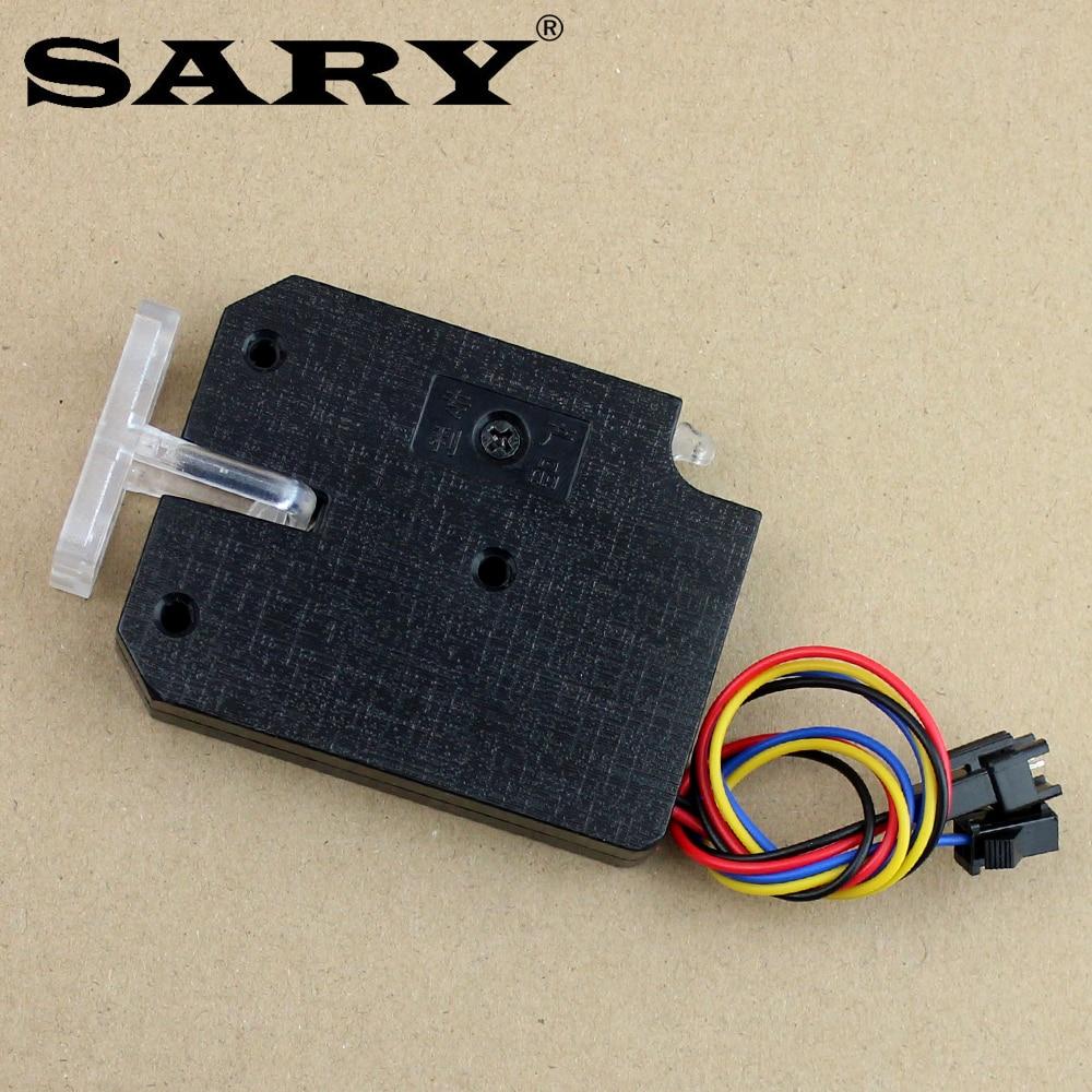 New Technology Small Electronic Lock DC3V5V12V Locker Electric Control Lock File Cabinet Lock Wardrobe Door Lock Letter Box Lock