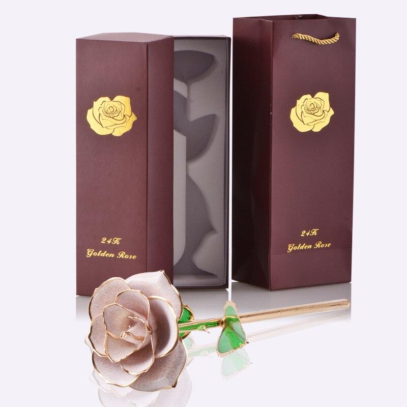 White Gold Rose