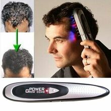 Hair Loss Laser Treatment Tool Comb Stop Regrowth Therapy Power 1 New Grow Kit laser comb kit power grow laser cure loss therapy laser hair regrow comb massager comb brush drop shipping