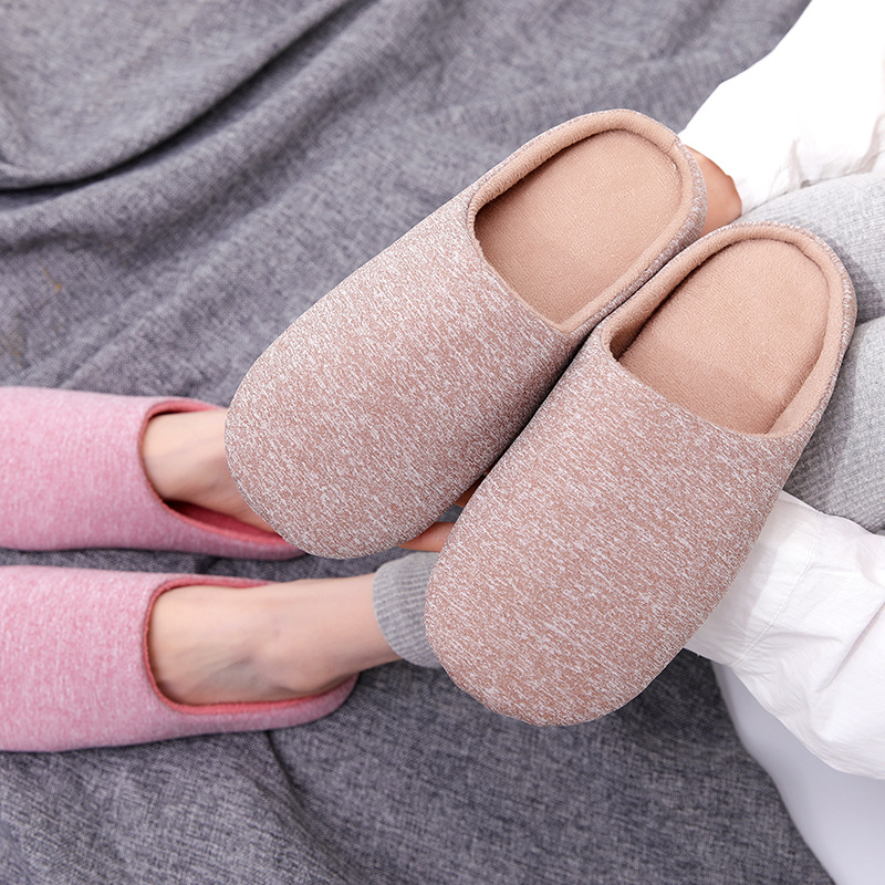 Indoor Warm Slippers Women Fluffy Pantuflas Zapatillas Casa Mujer Pantoufle Femme Zapatos Invierno Flats Shoes Free Shipping