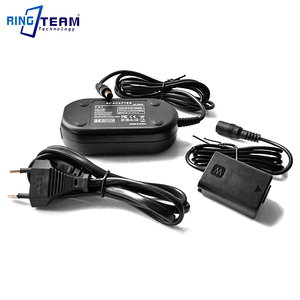 Image 1 - AC Power Adapter AC PW20 PW20 PW20AM for Sony Alpha 3 5 7 A7 A7ii A7S A7R NEX A33 A55 A65 A5000 A6000 A6300 A6500 A7000 Cameras
