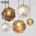 Современная Подвесная лампа с кристаллами  светодиодные подвесные светильники  промышленный светильник