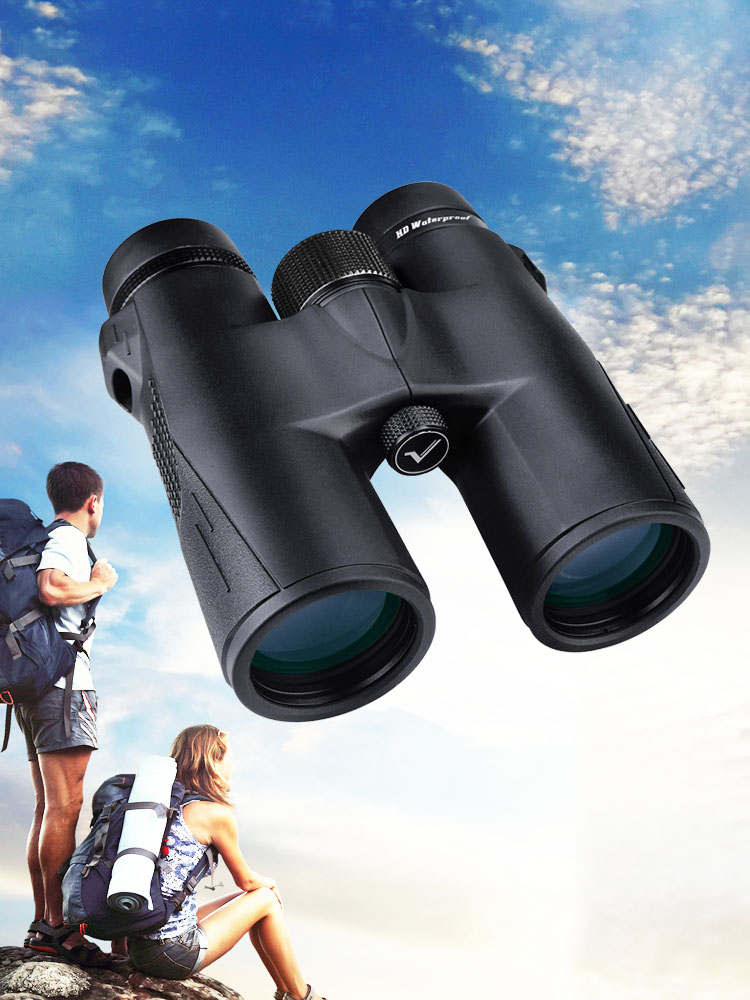 SVBONY Hunting Binoculars Zoom Telescope Bak4-Prism Waterproof SV47 HD High-Power Nitrogen-Filled