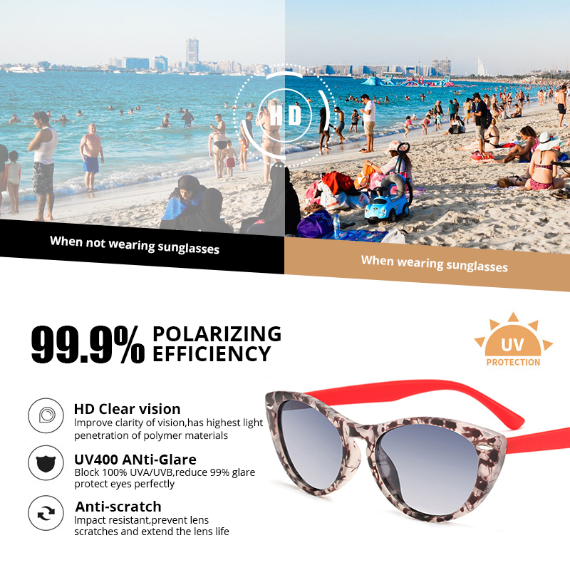 H9759b626653c4ac49a6aaeedba793e46h - Pro Acme Brand Design Vintage Cat Eye Polarized Sunglasses Women TR90 Frame Fashion Sun Glasses Shades for Women PC1552