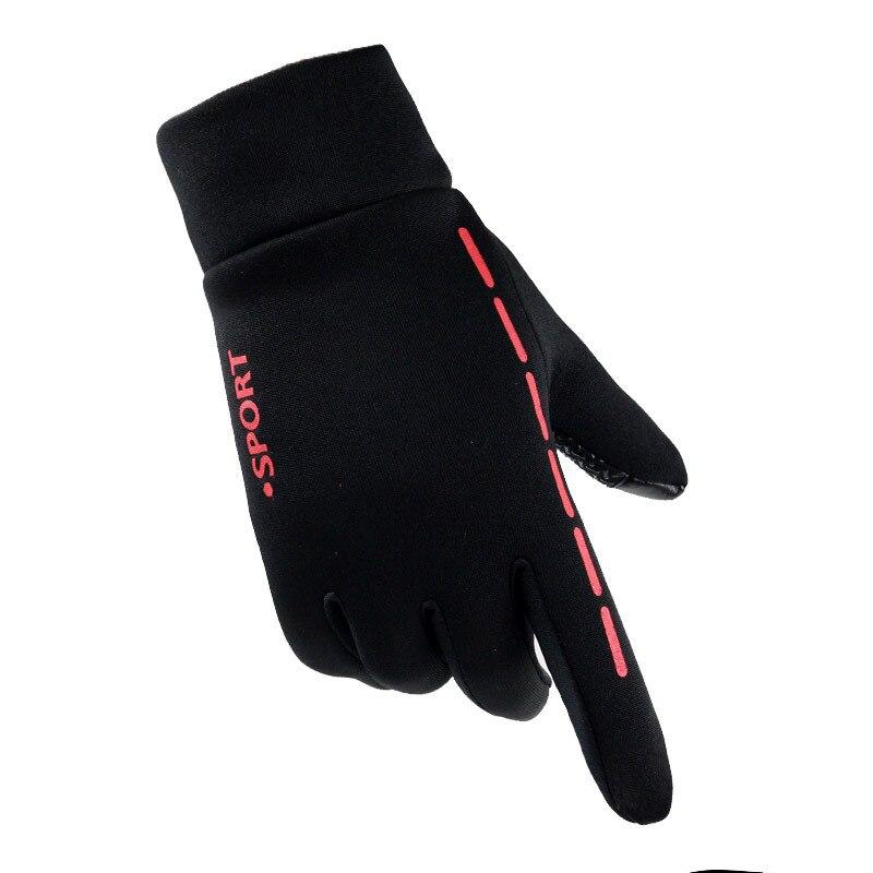 Купить зимние велосипедные перчатки для мужчин бархатные мотоциклетные